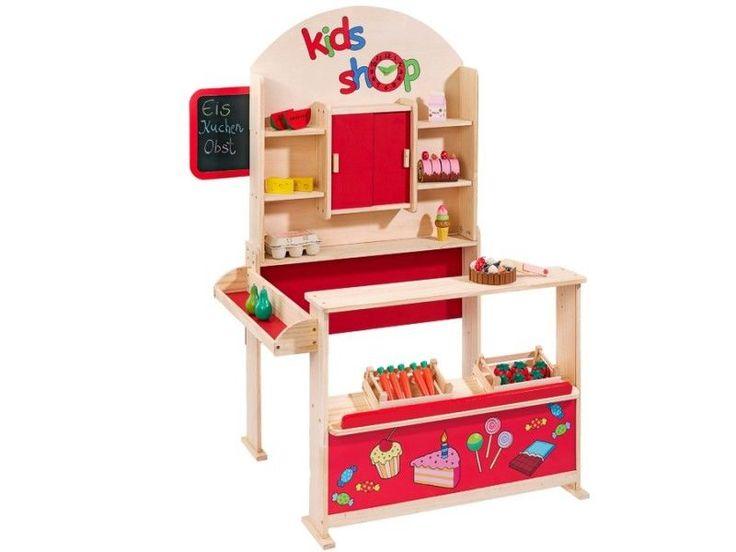 Wooden toy shop / play shop  Kids Shop  4750 von howa