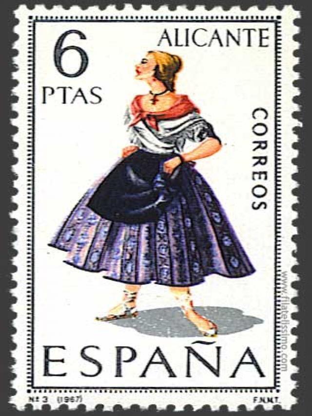 Alicante 6 PTAS Correos                                                       …