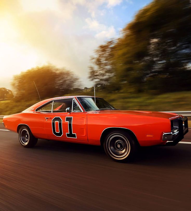 "Dodge Charger ""General Lee""                                                                                                                                                     More"