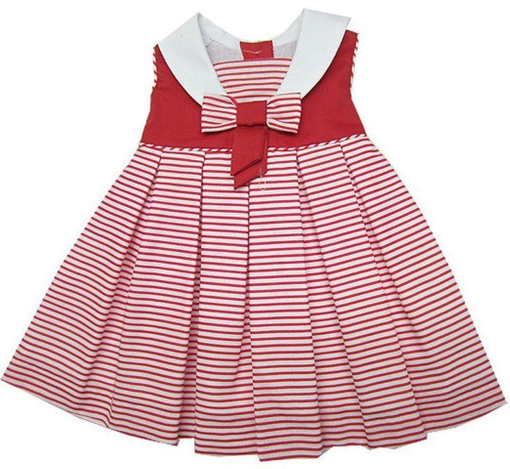 vestido bebe niña gala