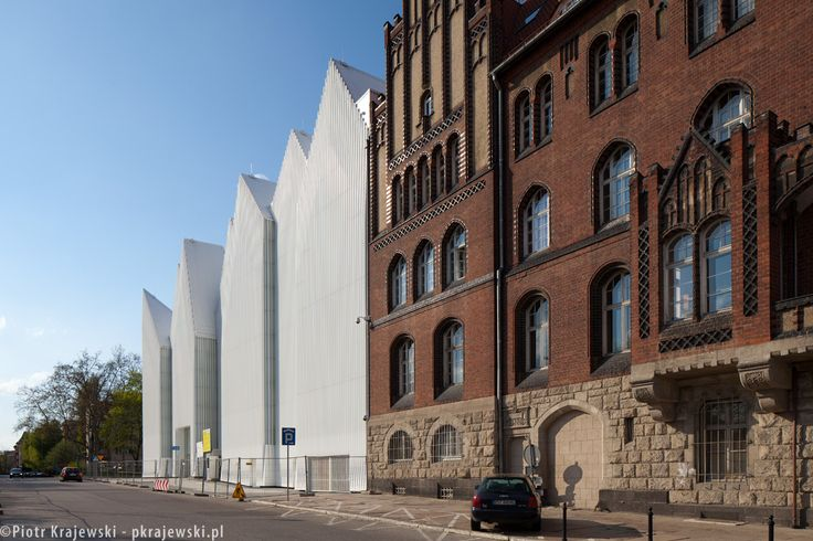 Philharmonic Hall Szczecin, Szczecin, PL - Barozzi /Veiga  | Poland © Piotr Krajewski pkrajewski.pl