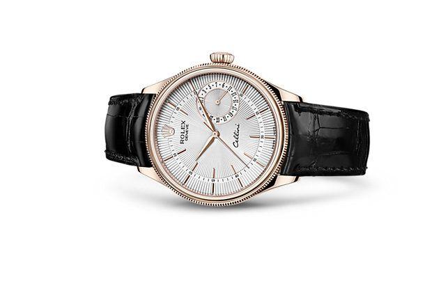 Descubra o relógio Cellini Moonphase em  Ouro Everose 18 quilates no Site Oficial Rolex. Modelo: 50535