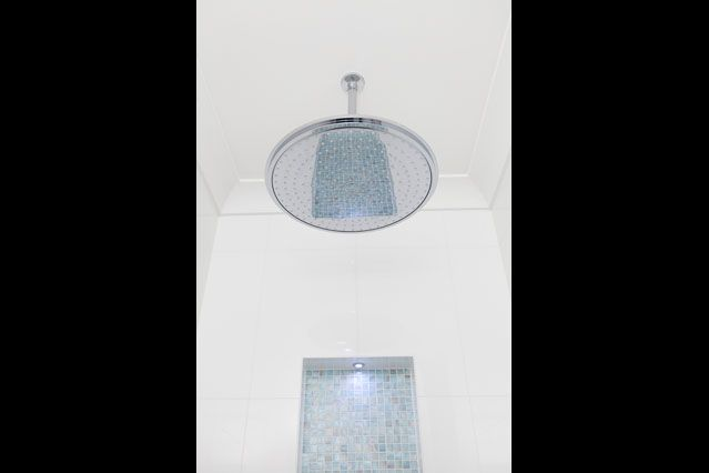 It's all about the fixtures.. #luxury #showerhead