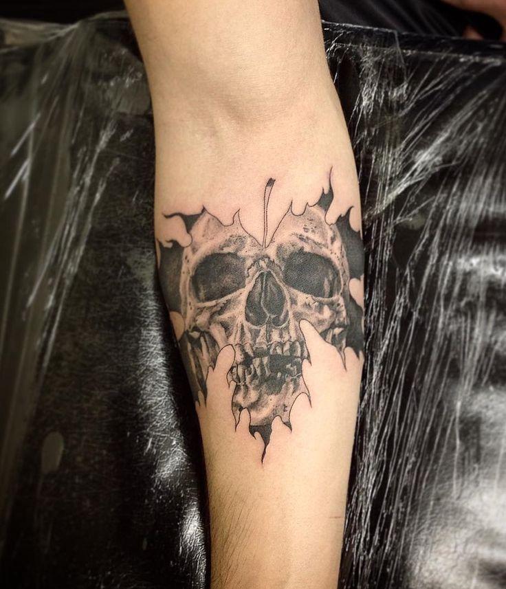 Tattoo Designs Skull: Best 25+ Skull Tattoo Design Ideas On Pinterest