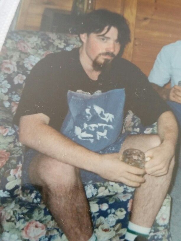 Me in 1994 age 19!