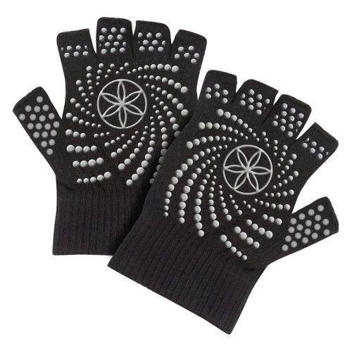 Gaiam Super Grippy Yoga Gloves - Set of 2