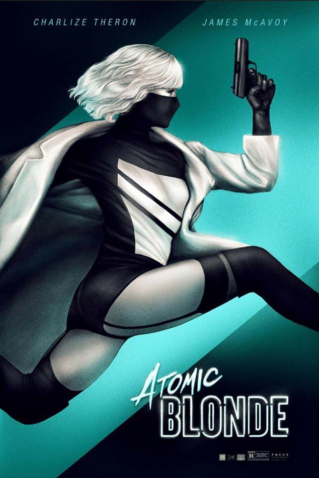 Atomic Blonde (2017) by Sara Deck HD Wallpaper From Gallsource.com