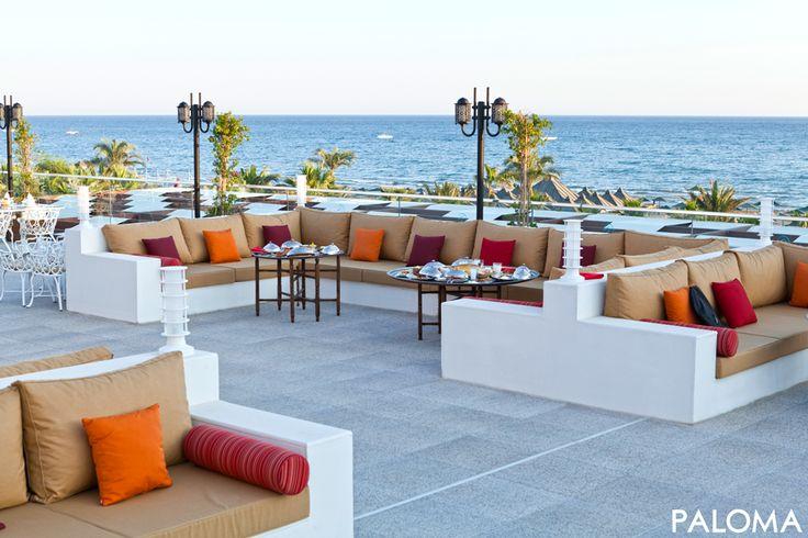 Paloma Oceana Resort Safran A la Carte Restaurant