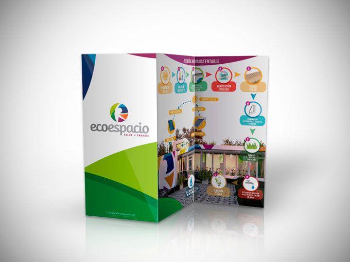 Triptico // Eco Espacio