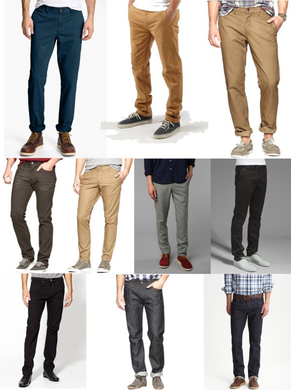 casual men's Pants
