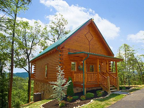 16 best images about secluded romance on pinterest for Smoky mountain tennessee cabin rentals