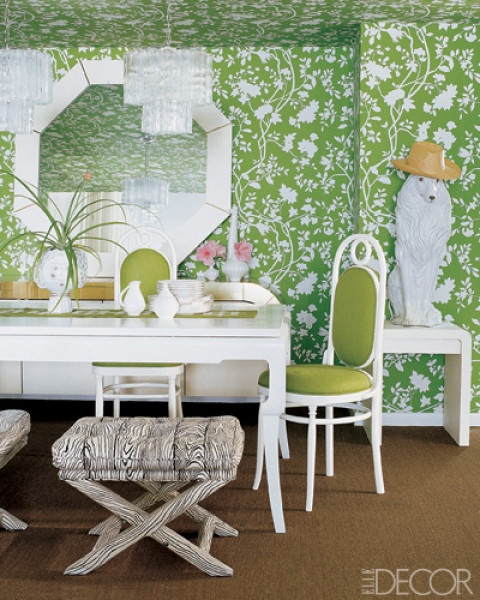Green Dining Room Colors 150 best color story: green with envy images on pinterest