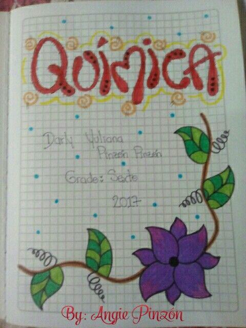 Decoracion Para Cuadernos, Como Marcar Cuadernos, Escuela, Imágenes, School