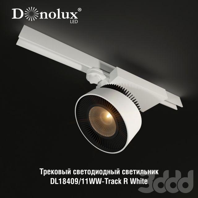 Трековый светильник Donolux DL18409/11WW-Track R White