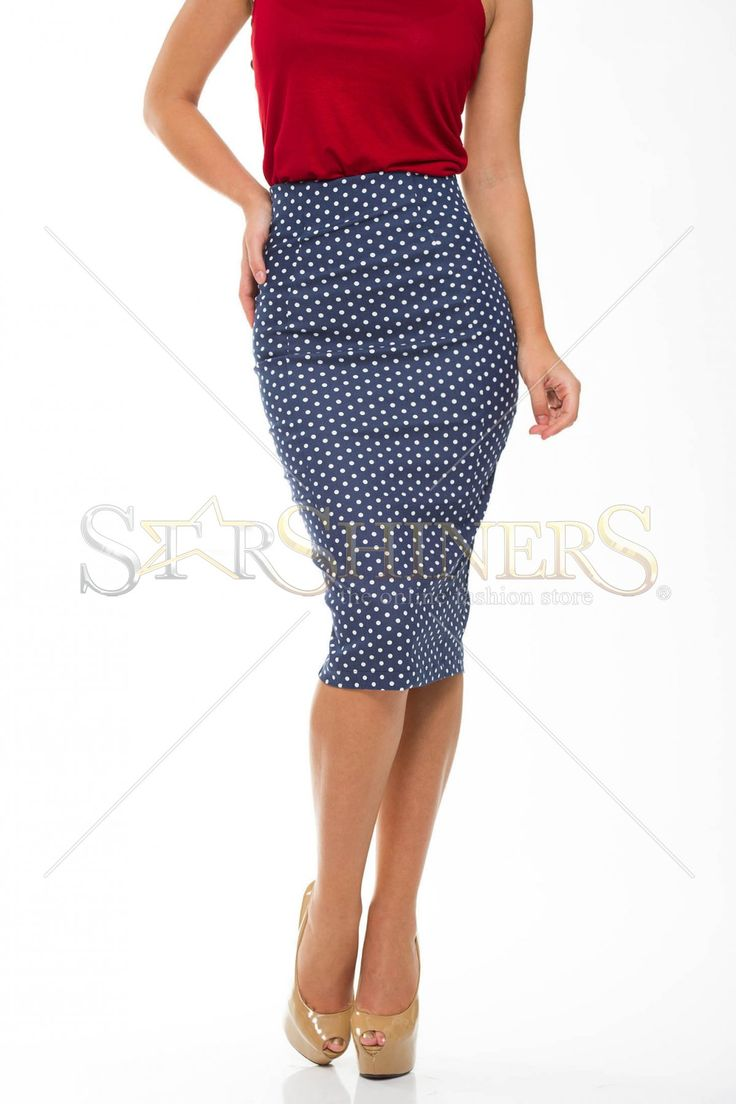 StarShinerS Energetic DarkBlue Skirt