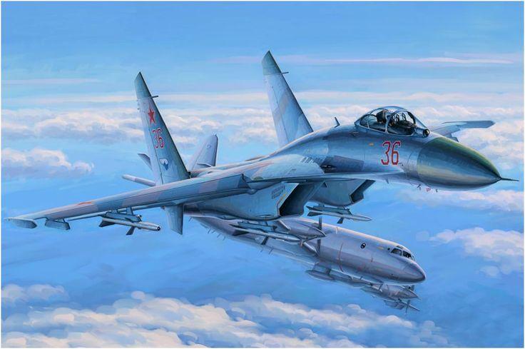 Sukhoi Su-27 Flanker Early «numero tactico 36».  http://www.elgrancapitan.org/foro/viewtopic.php?f=68&t=18543&p=881302#p881179