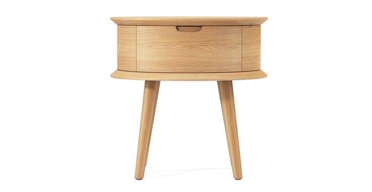 Ethan Round Side Table #brosa #brosafurniture #brosaaustralia #redadeal #redeemadeal