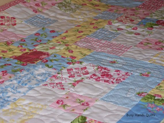67 best Baby Quilts images on Pinterest | Kid quilts, Kinder mat ... : old fashioned quilts for sale - Adamdwight.com