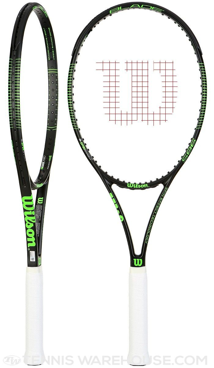 If you're an experienced player who hits with heavy spin and likes more of a player's racquet specs, then you should definitely put the Wilson Blade 98S Spin (18x16) tennis racquet on your demo list.