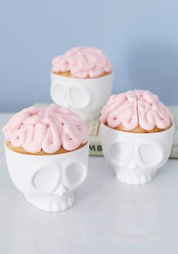 Baking on the Brain Cupcake Molds eclectic-specialty-tools