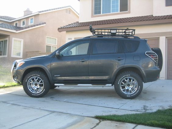 Lift Kit Gen3 Rav4 Pinterest Lift Kits Toyota And