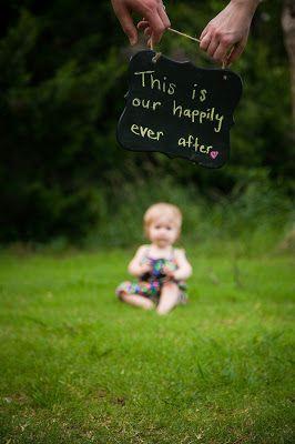 1 Year Photo Shoot | Magnolia Adams Photography