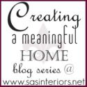 Creating a Meaningful, Creative & ever so Messy Home - Nest of Posies