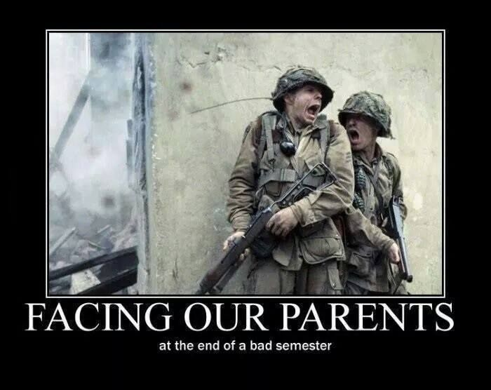 Facing our parents #Exam, #Funny, #Parents, #Results, #School