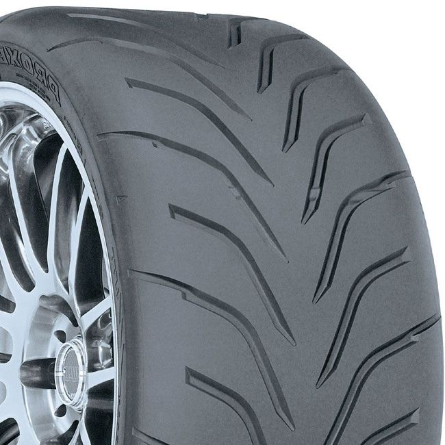 Toyo Tires Preowned Proxes R888 Z Rated Racing Tires Tyre Design