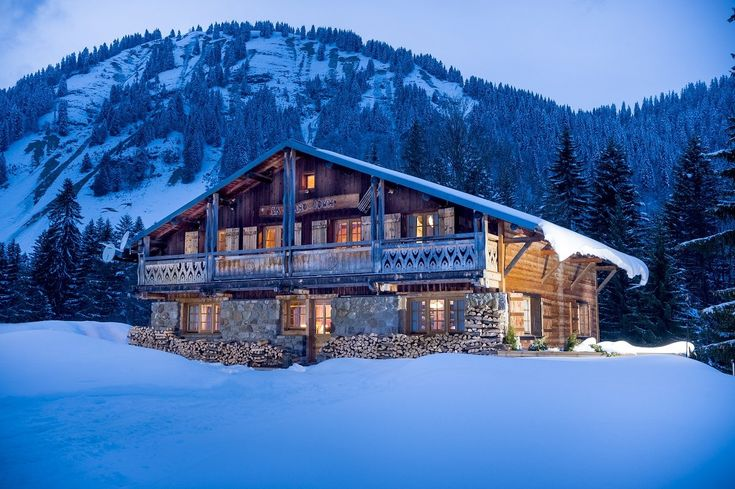 Luxury ski chalets for sale | Ski chalet, Luxury and Cabin