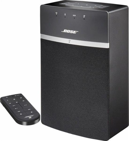 Bose® - SoundTouch® 10 Wireless Music System - Black - Alt_View_Zoom_12