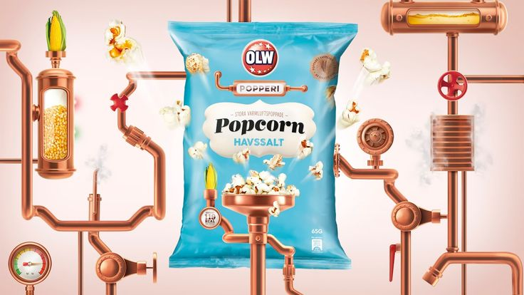 Olw Popperi on Packaging of the World - Creative Package Design Gallery