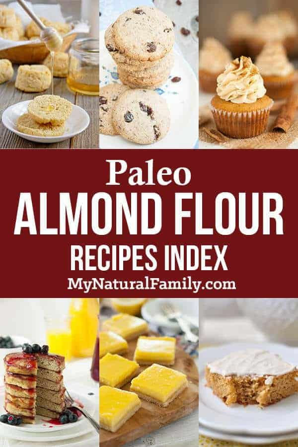 9 Of The Best Keto Almond Flour Recipes Of All Kinds Paleo Flour