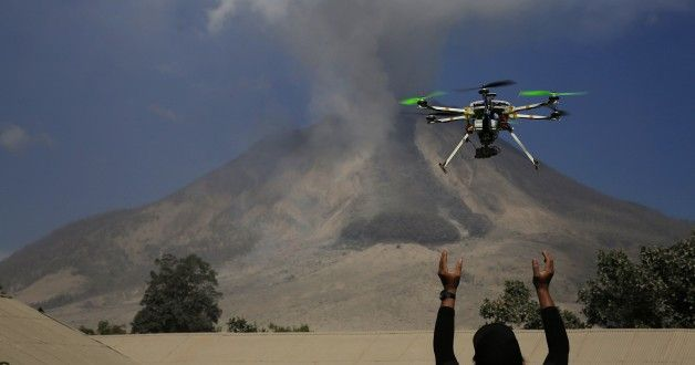 How to use drones for development