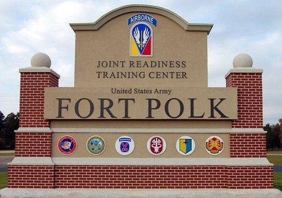 Fort Polk, Louisiana