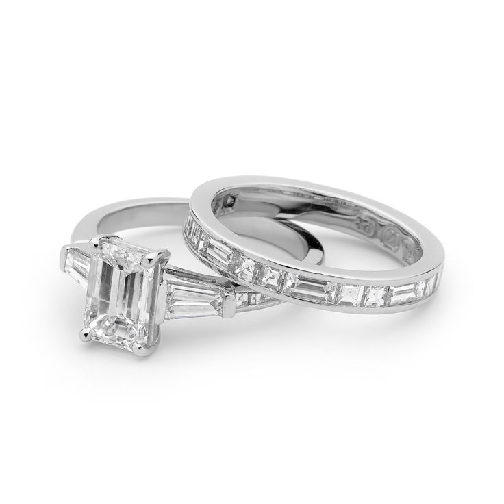 on pinterest emerald cut rings art deco ring and engagement rings