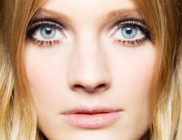 How To Make The Whites Of Your Eyes Even Whiter via @byrdiebeauty
