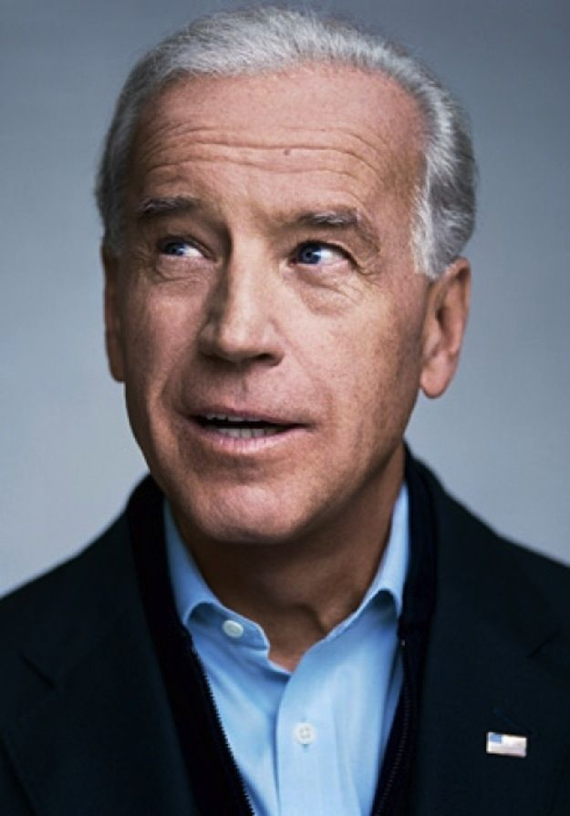 2010: | The Official Joe Biden Aging Timeline | I'll admit it, I have a nerdy old man crush on Joe Biden. He's old enough to be grandfather, but I can't help but find him adorable. I mean, look at his cute liberal face♥... that sounded a little weirder than I thought it would.
