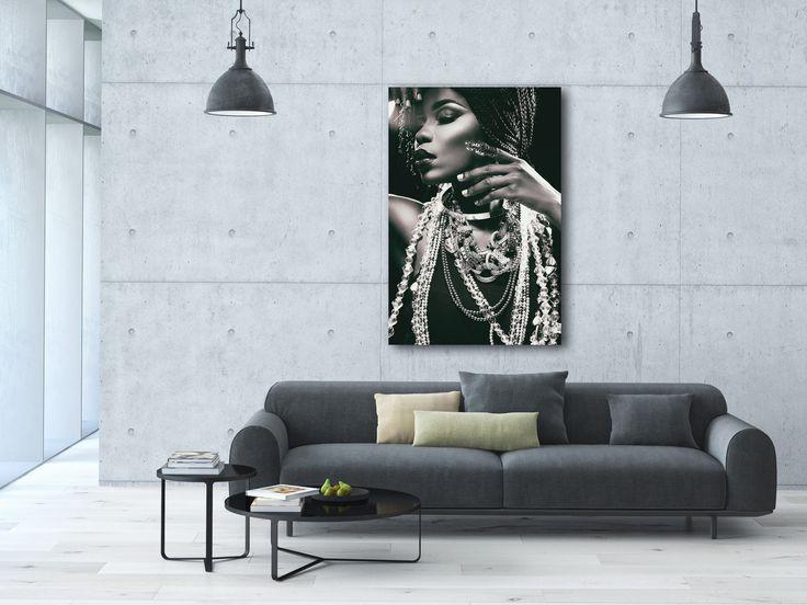 25 beste idee n over sieraden muur op pinterest - Schilderij van gang ...