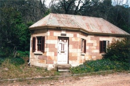 Mv008 : Toll House | NSW Environment & Heritage