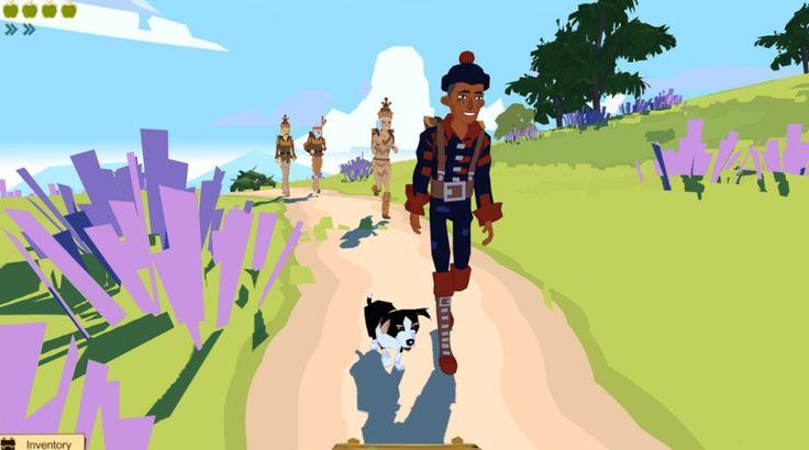 The Trail Frontier Challenge : Une sortie sur PC