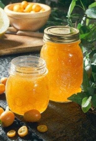 Das Rezept für Pomelo-Kumquat-Marmelade und weitere kostenlose Rezepte auf LECKER.de