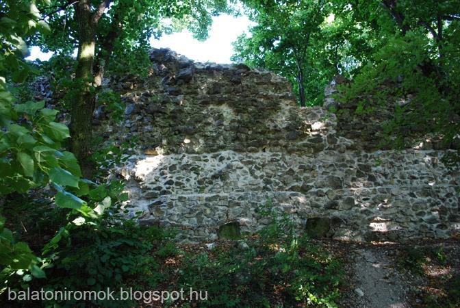 Balatoni romok: XIV. század