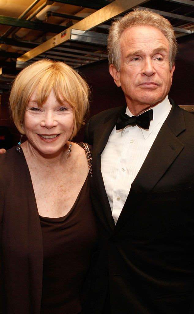 Shirley MacLaine & Warren Beatty - brother and sister!~~
