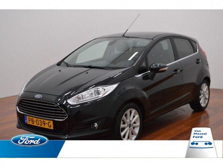 Ford Fiesta  Description: FORD Fiesta 1.0 ECOBOOST 74KW/100PK TITANIUM 5D.  Price: 217.46  Meer informatie