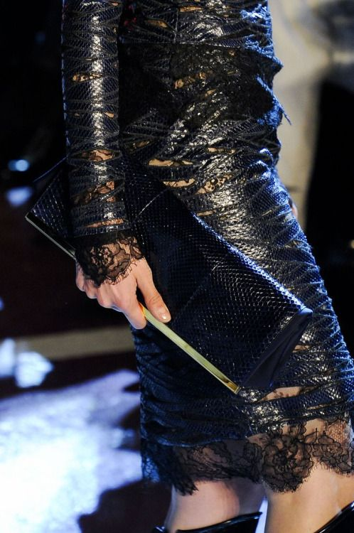Александр Вотье на осень 2014 Couture.