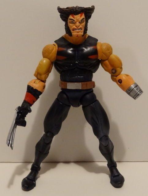 MARVEL LEGENDS WEAPON X / WOLVERINE-Age of Apocalypse-Giant Man-ToyBiz-Walmart #ToyBiz