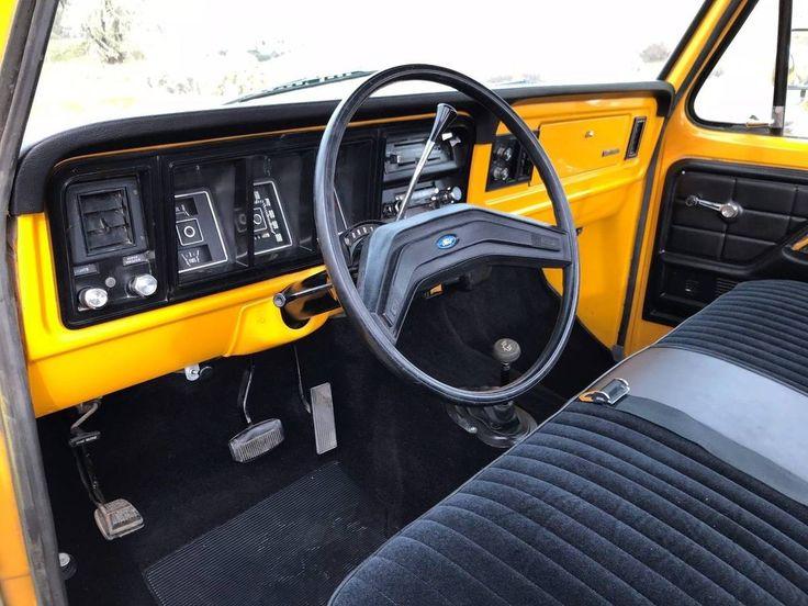 Pin de Dave N en '76 Ford Truck Asientos de carro, Autos