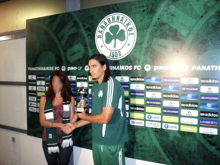 Sebastian Leto-Panathinaikos F.C 16