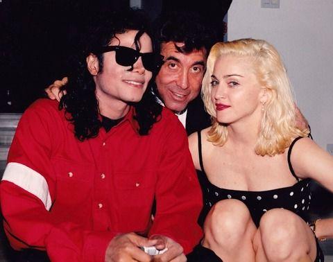 Michael and Madonna together at Birthday Party - David Geffen, 1991.02.21 :) @carlamartinsmj